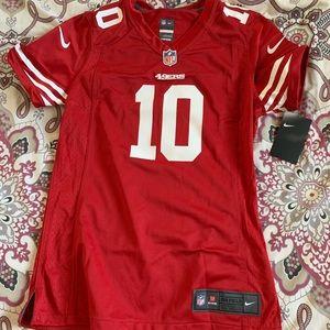NWT Nike San Francisco 49ers Garroppolo Jersey